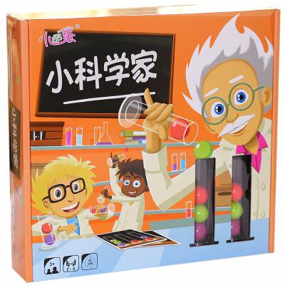小乖蛋正品疯狂小科学家 速度逻辑思维桌游亲子益智玩具