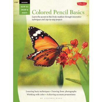 【预订】Drawing  Colored Pencil Basics 预订商品,需要1-3个月发货,非质量问题不接受退换货。