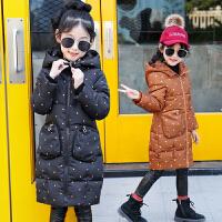 13女童羽绒棉衣服10冬装2018新款棉衣8大童9小学生棉袄12女孩15岁