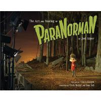 [现货]英文原版 The Art and Making of ParaNorman 通灵男孩诺曼画集