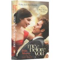 遇见你之前 英文原版 Me Before You 我就要你好好的 电影版爱情小说 乔乔莫伊斯 Jojo Moyes 纽约时报畅销书 青少年课外阅读