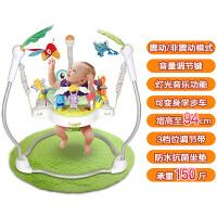 儿童哄娃神器 宝宝跳跳椅婴儿弹跳健身架0-1岁玩具3-6-12个月 新款弯管跳跳椅