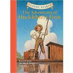 【预订】Classic Starts: Adventures of Huckleberry Finn 97814027