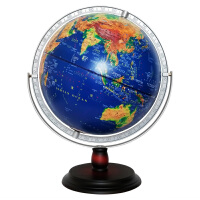 哪里 浮雕地球仪教学生用32cm大号2018 立体凹凸高清卫星地形地貌地形图台灯 教学版专用摆件家居摆设初中生
