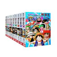 航海王 海贼王51-60册全套 漫画书 尾田荣一郎 子猫絮语(全10册)