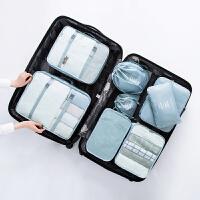 旅行收纳袋行李箱内衣束口袋整理袋旅游衣物衣服收纳包套装