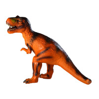 儿童恐龙玩具模型侏罗纪软飞龙超大号男孩橡胶塑胶仿真动物霸王龙