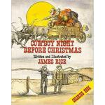 【预订】Cowboy Night Before Christmas Coloring Book 97815655409