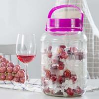 泡酒玻璃瓶带龙头家用10斤20斤酵素密封泡酒瓶泡菜酒坛子泡酒罐
