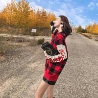 卡贝琳女2019秋季流行女装新款韩版ins超火网红慵懒风毛衣女套头宽松学生