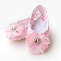 儿童舞蹈鞋少儿舞蹈练功鞋软底芭蕾舞鞋猫爪鞋