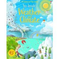 See Inside Weather & Climate 看看内部翻翻书:天气与气候