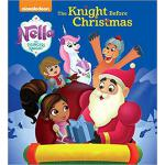 【预订】The Knight Before Christmas (Nella the Princess Knight)