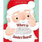 【预订】Where Is Santa's Beard? 9781471161261