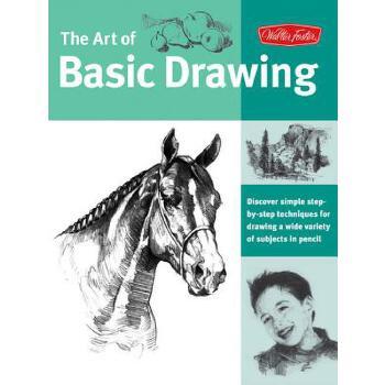 【预订】Art of Basic Drawing 预订商品,需要1-3个月发货,非质量问题不接受退换货。