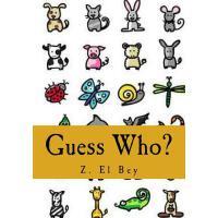 【预订】Guess Who?: My First Animal Picture Book