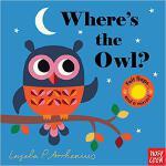 【预订】Where's the Owl? 9780763696399