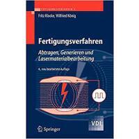 【预订】Fertigungsverfahren 3: Abtragen, Generieren Und Laserma