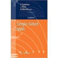 【预订】Single-Sided NMR 9783642163067