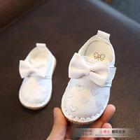 春秋儿童鞋女童皮鞋小女孩鞋子宝宝公主单鞋软底学步鞋0-1-2-3岁4
