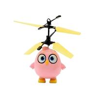 会飞的小鸟玩具 充电男女孩宝宝儿童电动玩具感应飞行器耐摔遥控小飞机