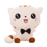 毛绒玩具可爱大号玩偶抱枕公仔小猫咪布娃娃女孩童生日礼物大脸猫QY