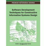 【预订】Software Development Techniques for Constructive Inform
