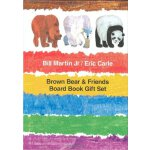 Brown Bear & Friends [Board Books Gift Set] 棕熊和他的朋友们(卡板礼品书)ISBN 9780805082739