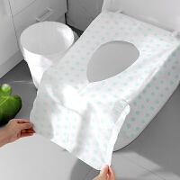 一次性马桶垫女产妇旅游旅行粘贴厕所酒店便携坐便套坐垫纸全覆盖
