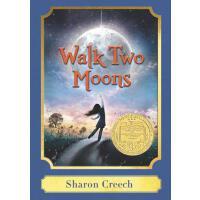 【预订】Walk Two Moons: A Harper Classic