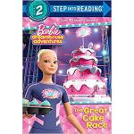 【预订】Barbie Dreamhouse Adventure #1 Step Into Reading (Barbi