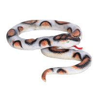 大蟒蛇 圣诞节万圣节鬼屋吓人道具 恐怖整人玩具仿真蛇 大号蟒蛇 花白蛇 大号