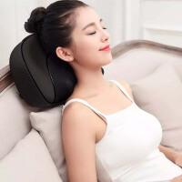 颈椎按摩器颈部肩部肩颈便携电动枕头揉捏脖子脊椎家用多功能全身