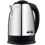 半球(Peskoe) 1.8L电热水壶 食品级304不锈钢煮水器 1.8升防干烧烧水器壶