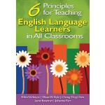 【预订】6 Principles for Teaching English Language Learners in