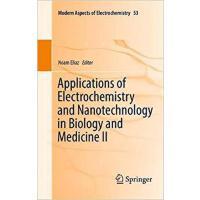 【预订】Applications of Electrochemistry and Nanotechnology in