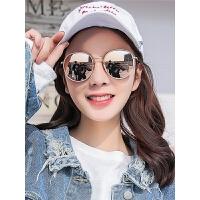 新款墨镜女圆脸韩版潮偏光太阳眼镜ins防紫外线眼睛网红街拍
