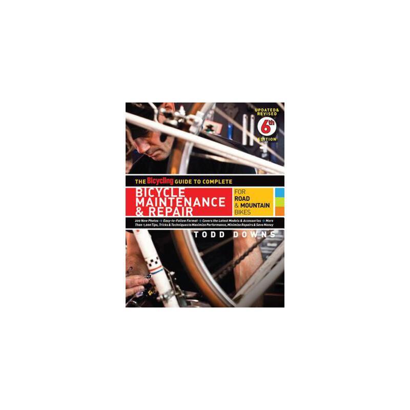 【预订】The Bicycling Guide to Complete Bicycle Maintenance & Repair  For Road & Mountain Bikes 预订商品,需要1-3个月发货,非质量问题不接受退换货。