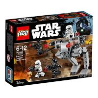 美国直邮 LEGO乐高 66555星球大战系列 二合一乐高积木242片 FOR AGES 6-12岁 包邮包税