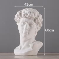 维纳斯石膏头像雕像摆件家居装饰品艺术品欧式摆设人物素描石膏像