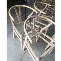 椅子现代简约实木餐椅休闲扶手中式椅北欧椅子靠背椅家用书桌椅
