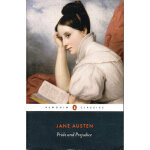 傲慢与偏见PRIDE AND PREJUDICE,Jane Austen(简・奥斯汀),Penguin Books,9