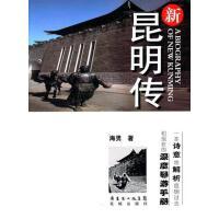 【原版包邮二手9成新】新昆明传 海男 花城出版社 9787536061040