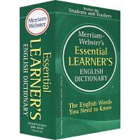 ��林�f氏基�A英�Z�~典 Merriam Webster's Essential Learner s English Dic