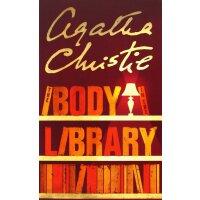 书房命案 Body in the Library 藏书室女尸之谜 英文原版 Miss Marple马普尔小姐 阿加莎