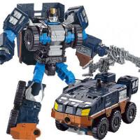 消防车变形金刚 机器人大黄蜂恐龙挖掘机消防车男孩汽车玩具礼物