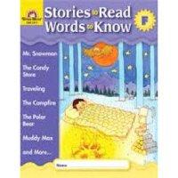 [现货]Stories to Read, Words to Know LEVEL F WITH CD
