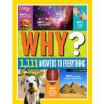 【预订】National Geographic Kids Why?: Over 1,111 Answers to Ev