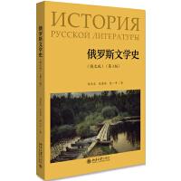 俄罗斯文学史(俄文版)(第3版)