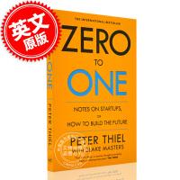 现货 英文原版 ZERO TO ONE 从0到1